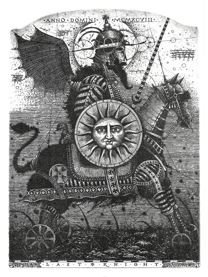 Олег Денисенко. Останній лицар, 1998