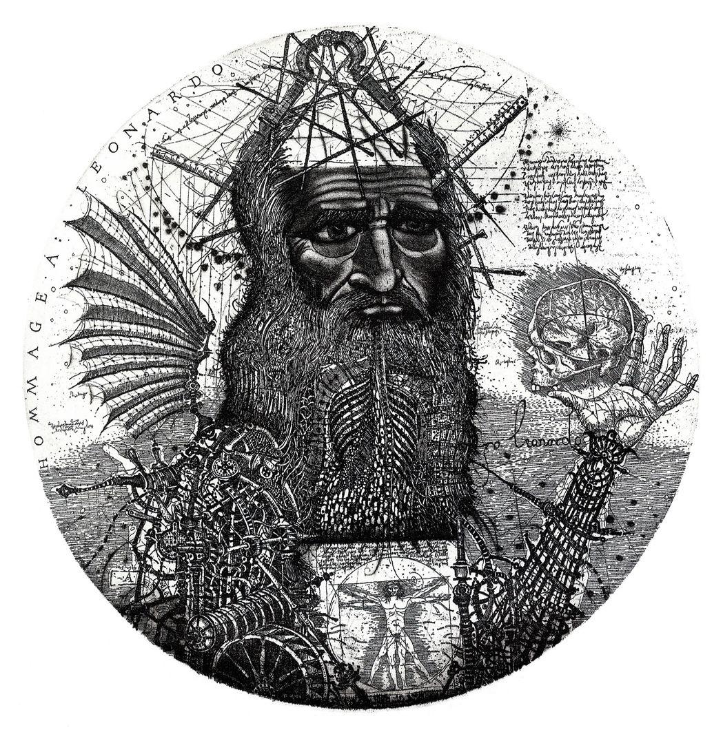 Олег Денисенко. Вічний політ, 2002