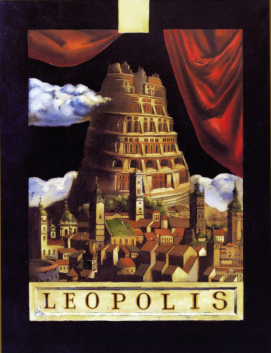 Володимир Костирко. Леополіс, 2001