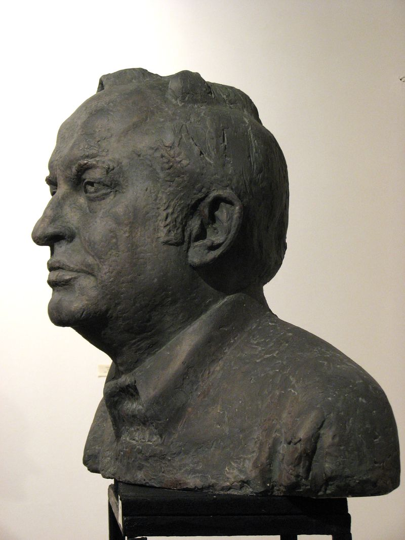 Еммануїл Мисько.  Р. Братунь, 1977. Шамот