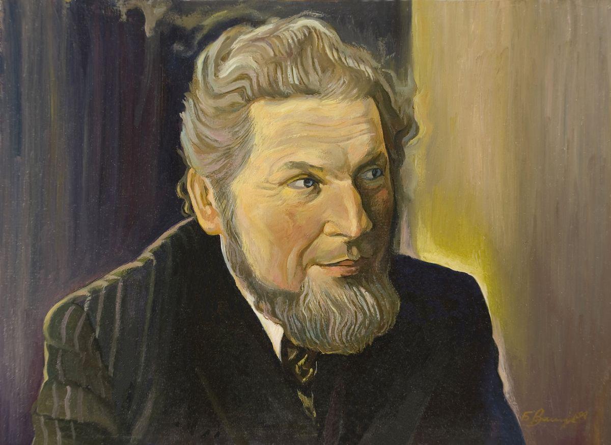 Богдан Васильців. Портрет, 1994