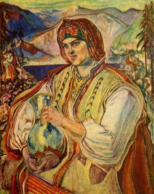 Олекса Новаківський. Дзвінка, 1930-1931