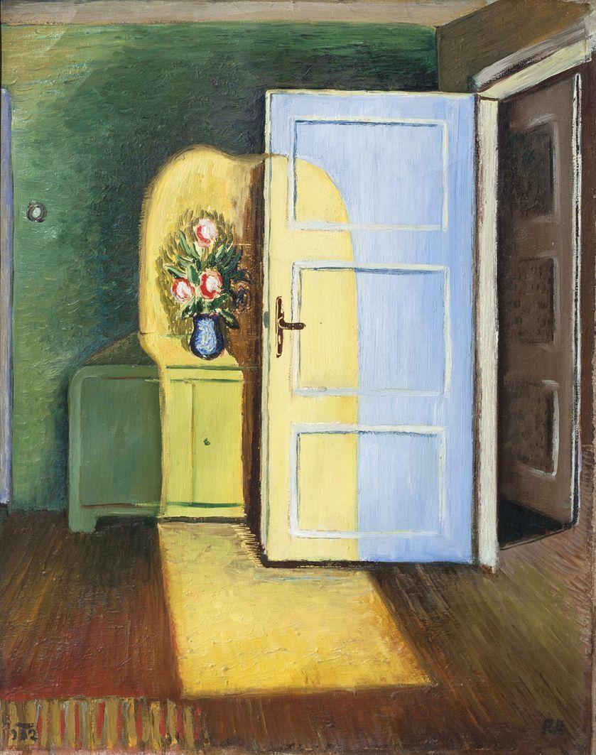 Роман Сельський. Двері, 1932