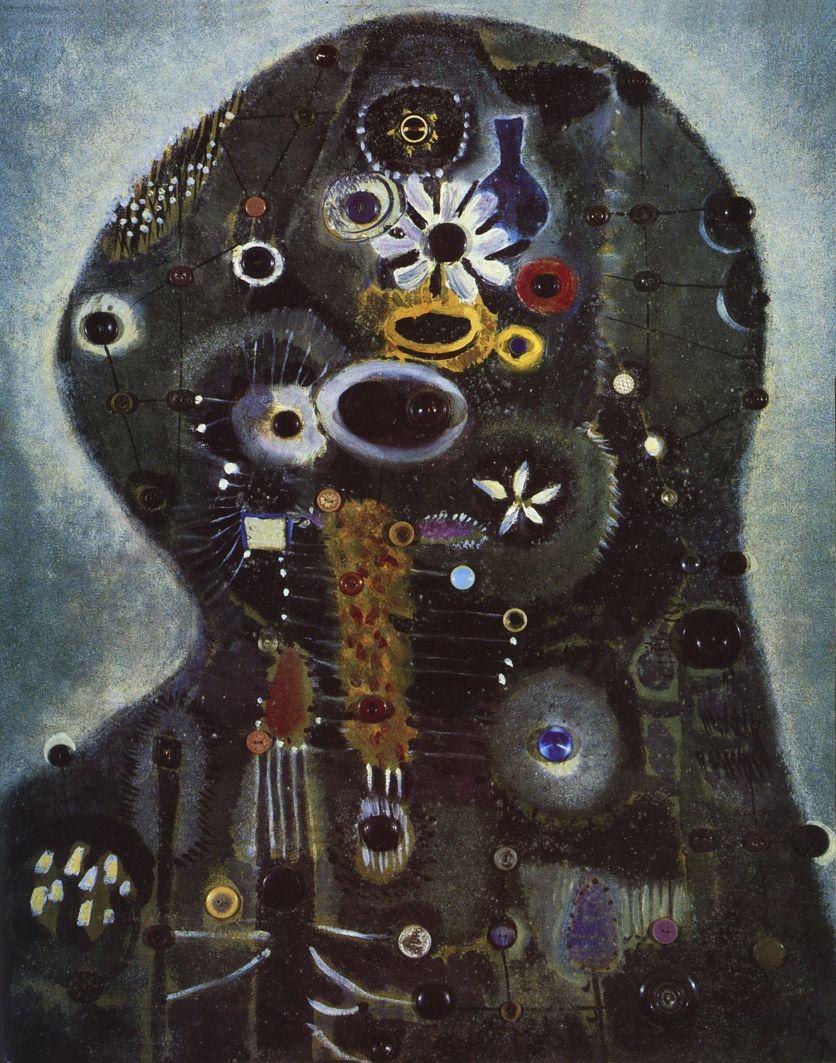 Петро Маркович. Мадонна, 1967, ЛНГМ