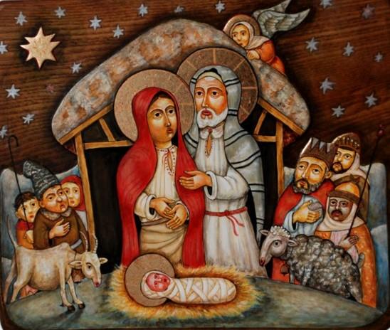 Петро Гуменюк. Різдво