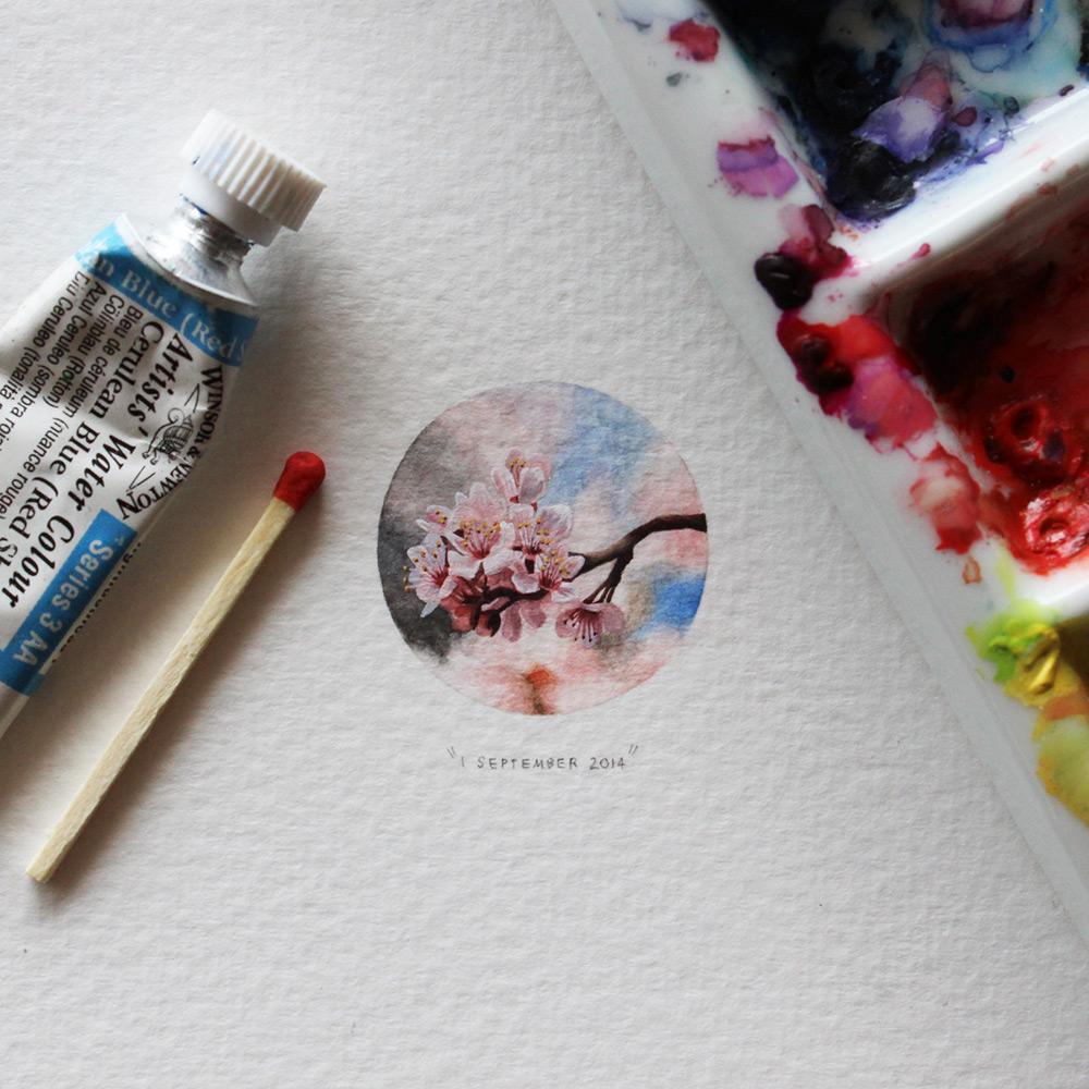 Листівки для мурах: 365-денний проект Лорейн Лутс