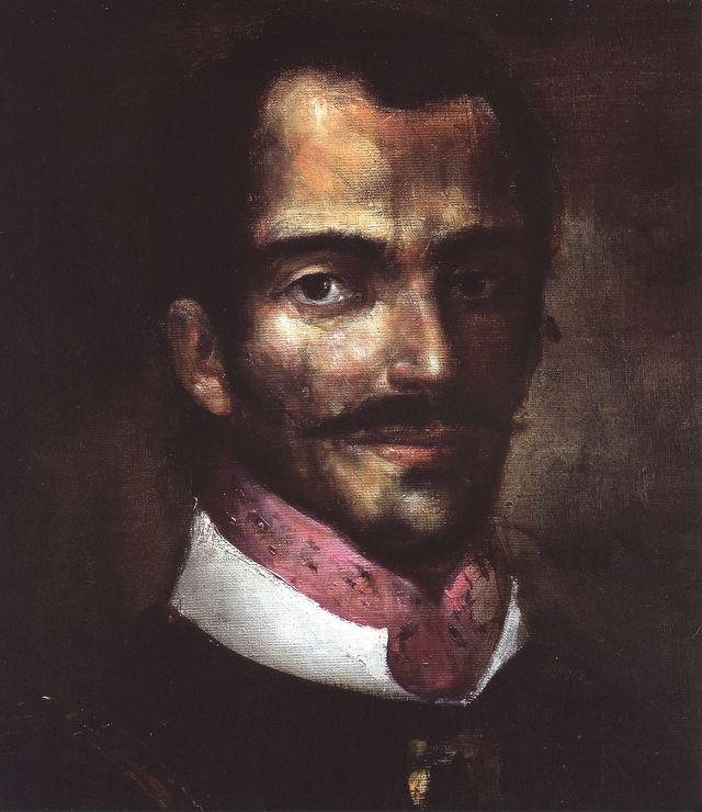 Сергій Резніченко. Чоловічий портрет, 2009