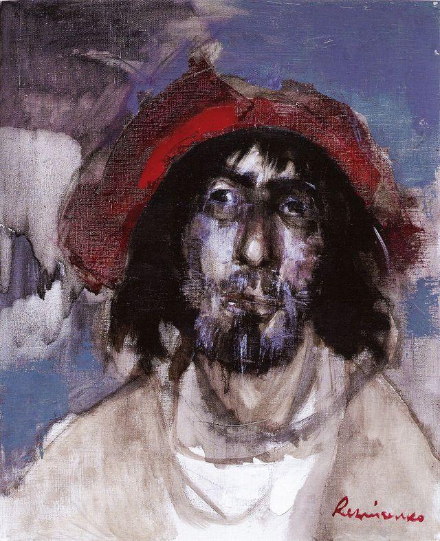 Сергій Резніченко. Чоловічий портрет, 2012