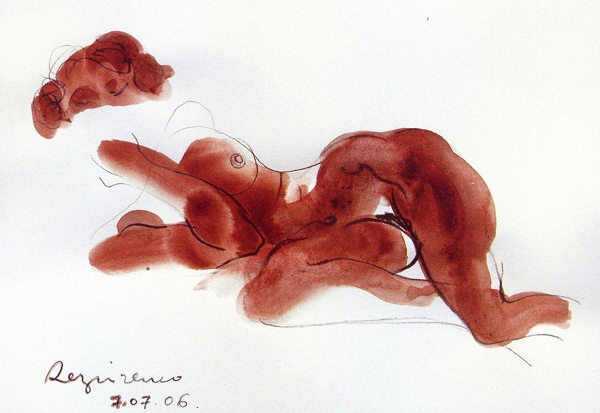Сергій Резніченко. Нарис І, 2006