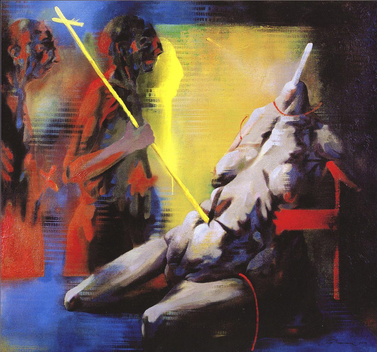 Ігор Подольчак. Екзорцизм, 1990
