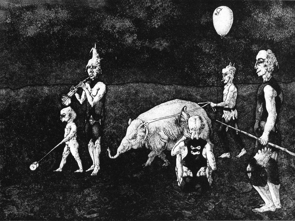 Ігор Подольчак. Спонукання, 1983