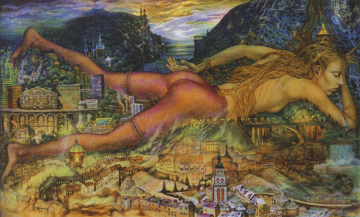 Юрій Кох. Сон Європи, 1994