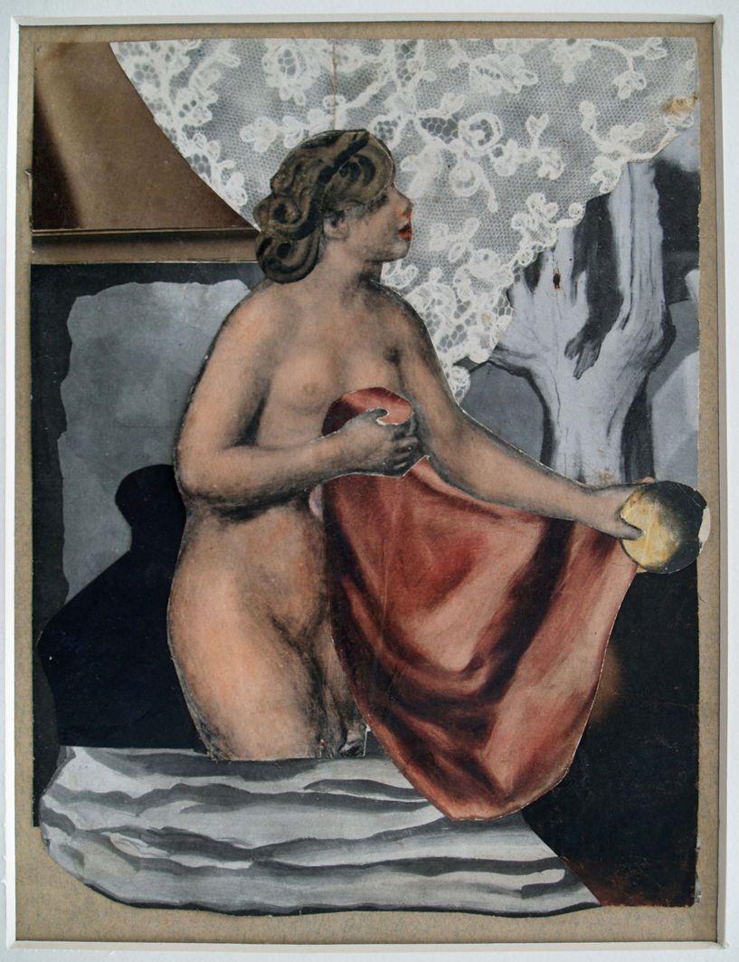 Марія Сельська. Єва, 1934. Фотоколаж, Muzeum Narodowe Wrocław