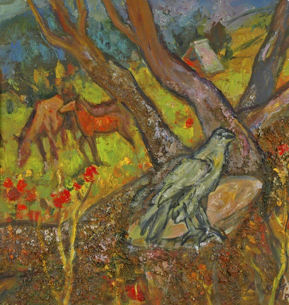 Данило Довбошинський. Карпати, 1999
