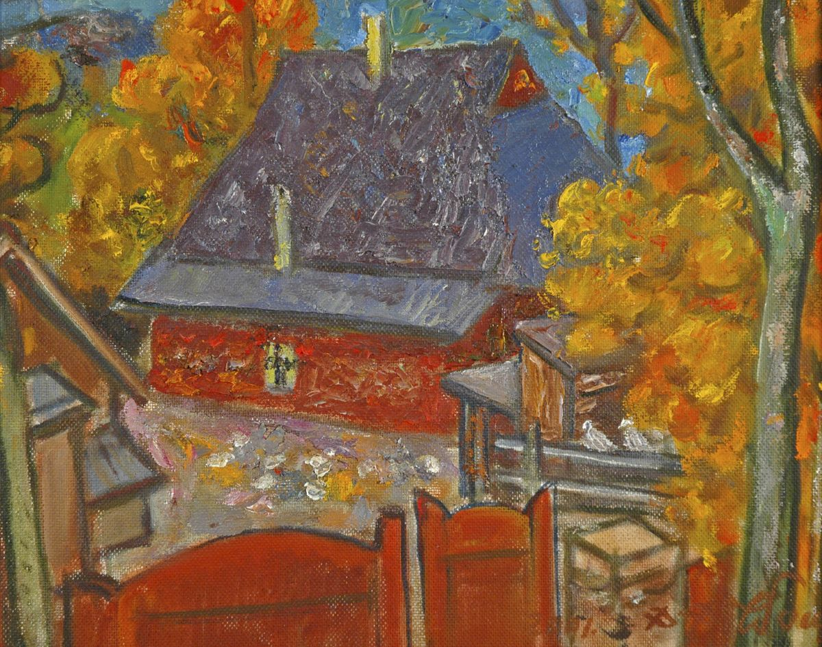 Данило Довбошинський. Карпати, 2001
