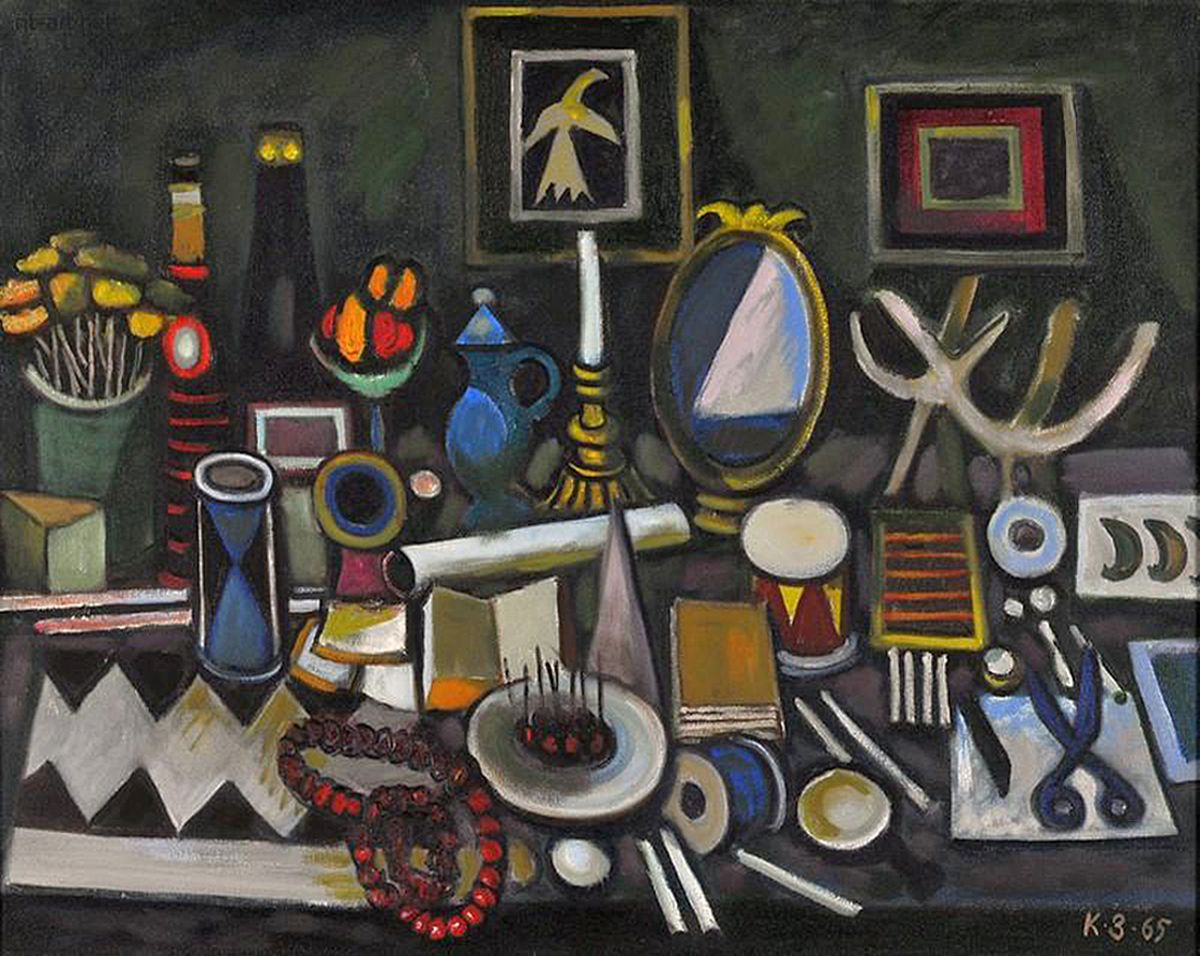 Карло Звіринський. Дрібниці, 1965