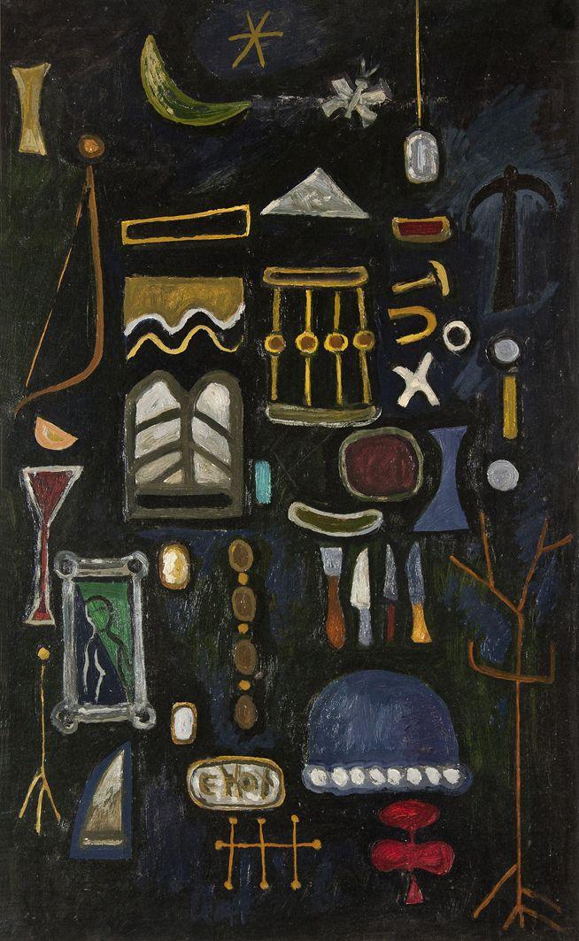 Карло Звіринський. Ніч #1, 1962