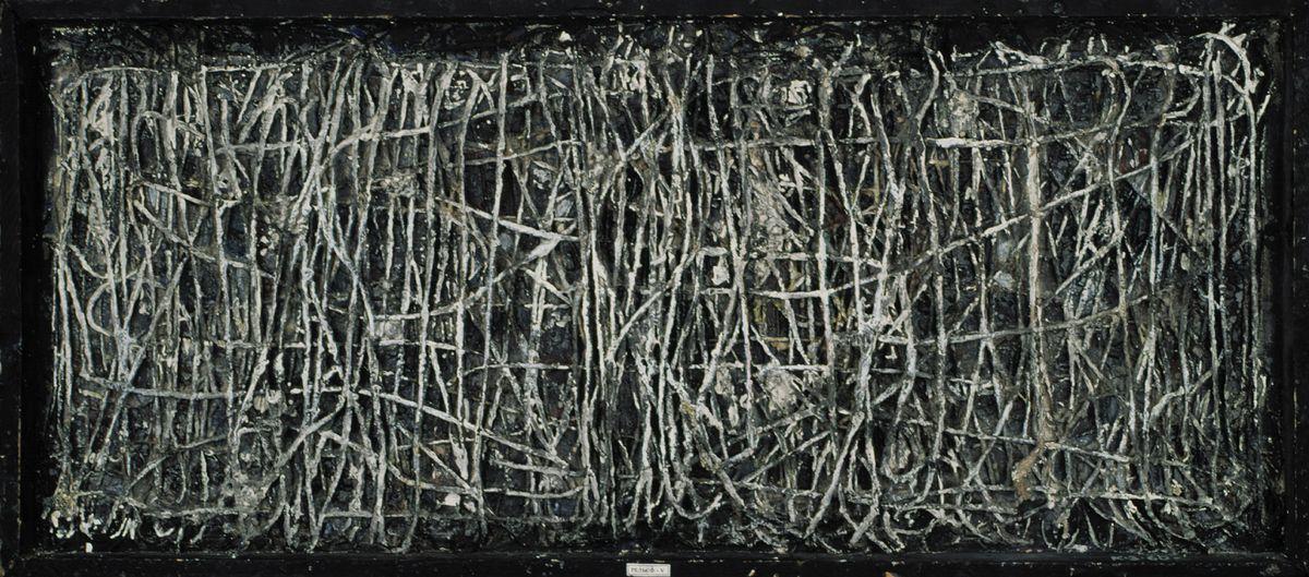 Карло Звіринський. Рельеф #5, 1960
