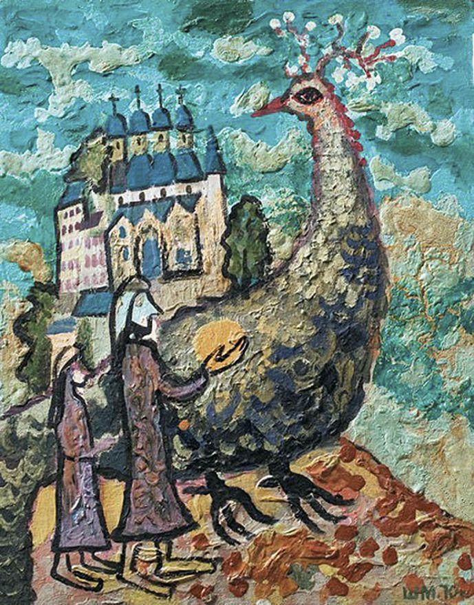 Міша Штейнберг. Крізь століття, 1970