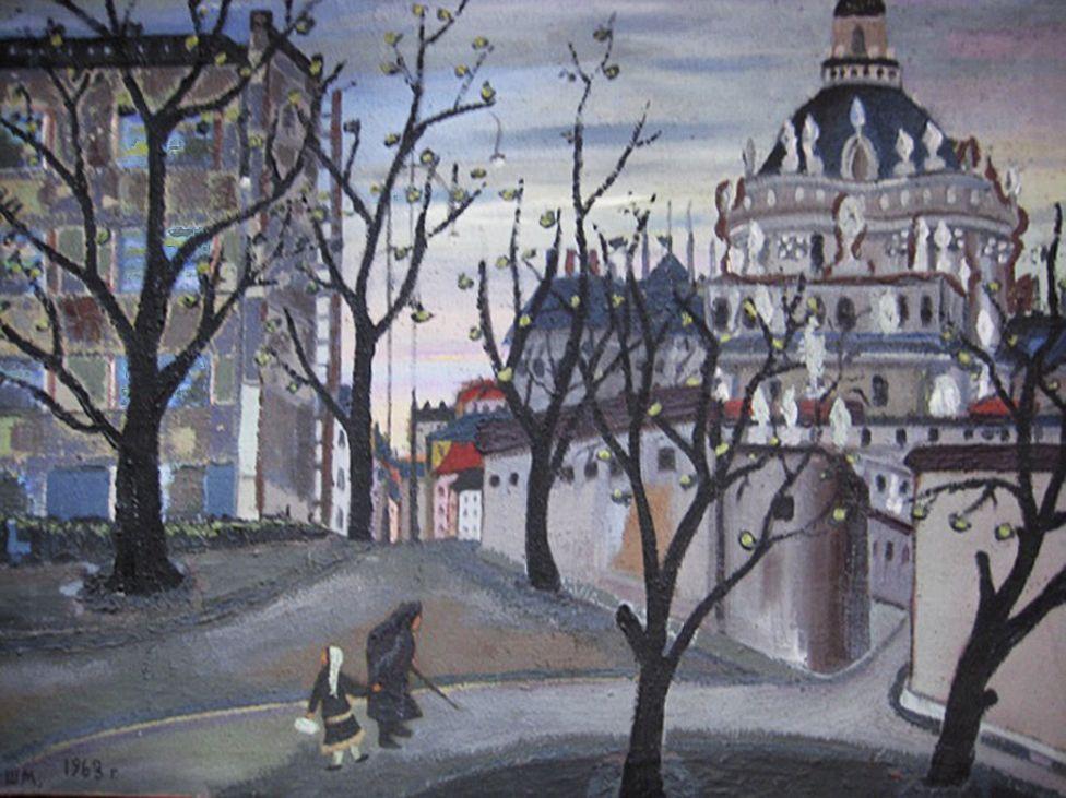 Міша Штейнберг. Старе та нове, 1963