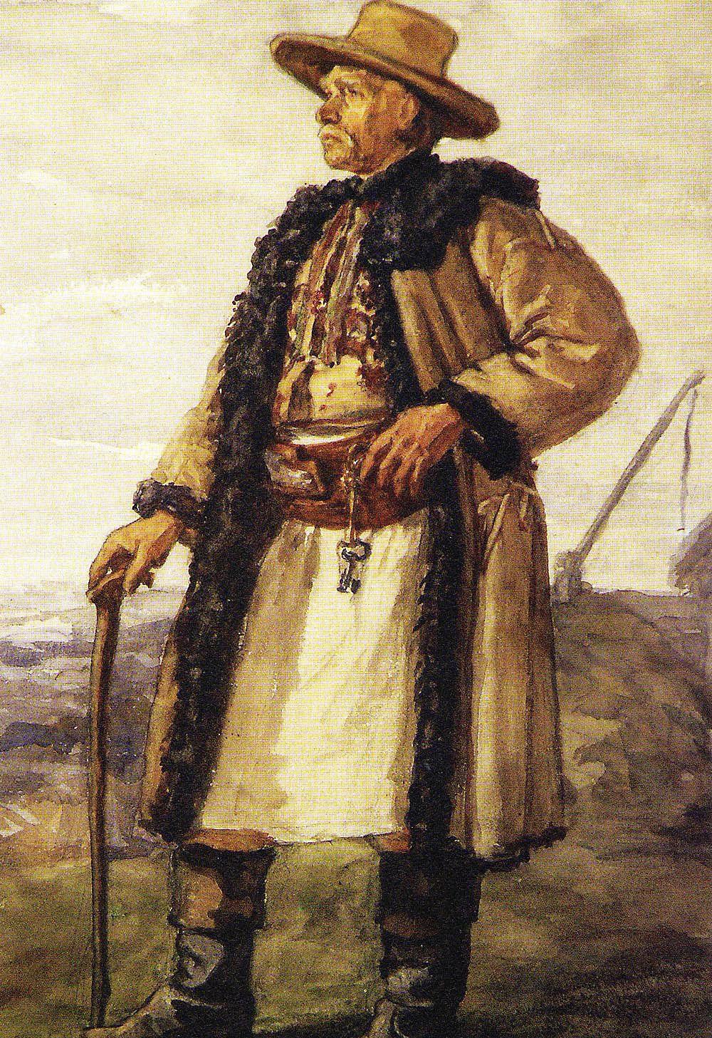 Генрік Родаковський. Війт Микола, с. Палагичі, 1867