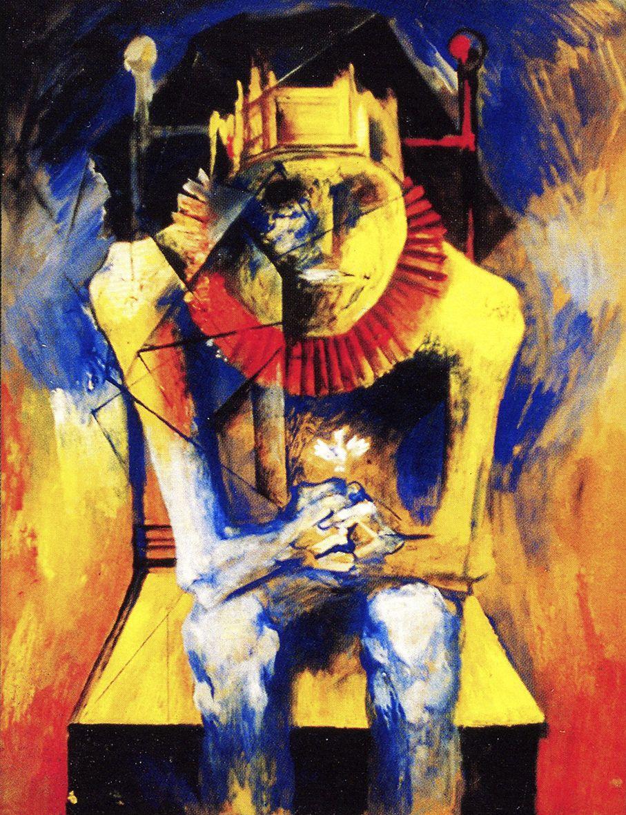 Євген Лисик. Король-горбань, 1988