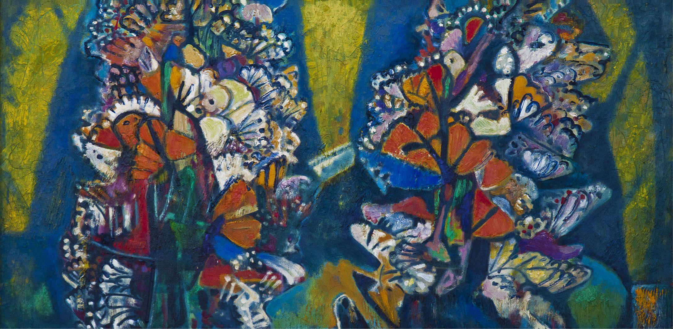 Володимир Риботицький. Метелики, 2009