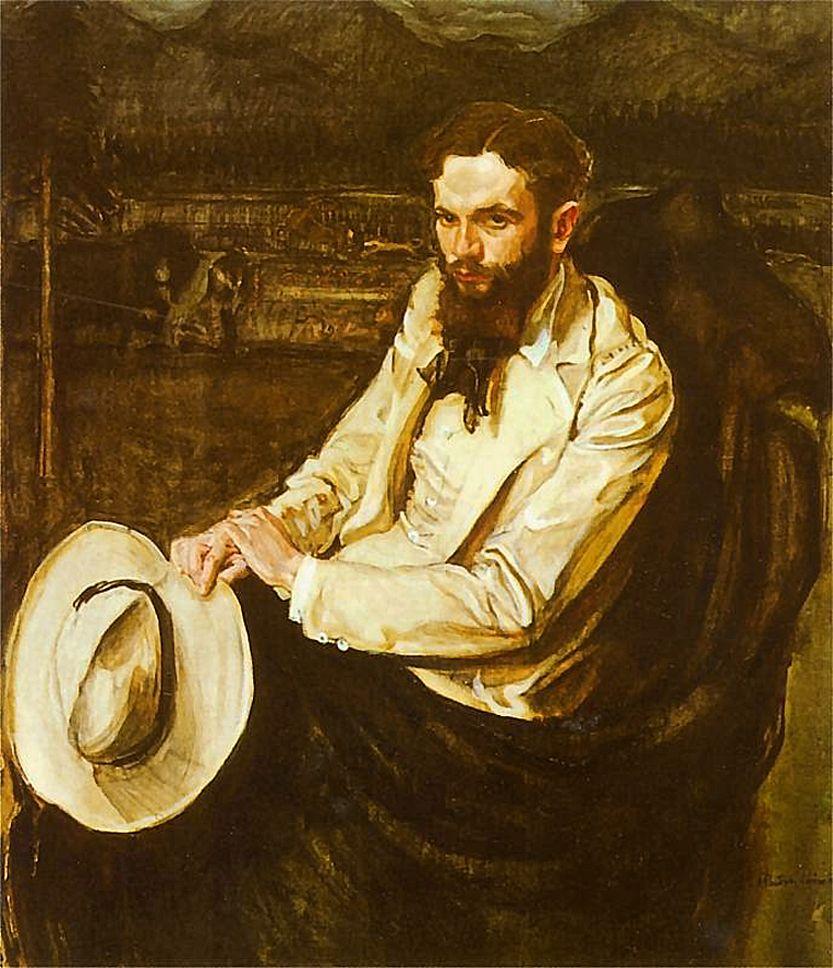 Фредерік Паутч. Леопольд Стафф, 1908