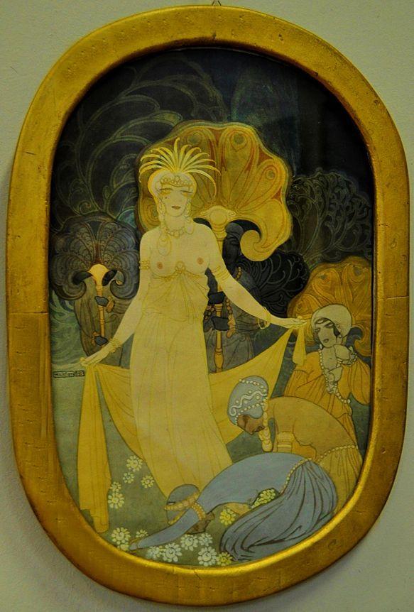 Каєтан Стефанович. Східна королівна, 1913