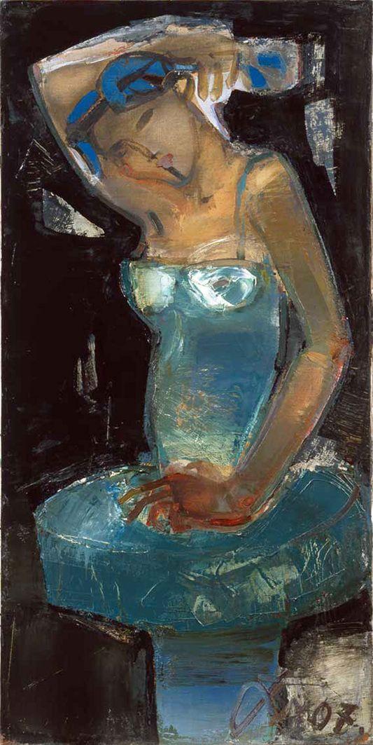 Сергій Гай. Балерина, 2007; п,