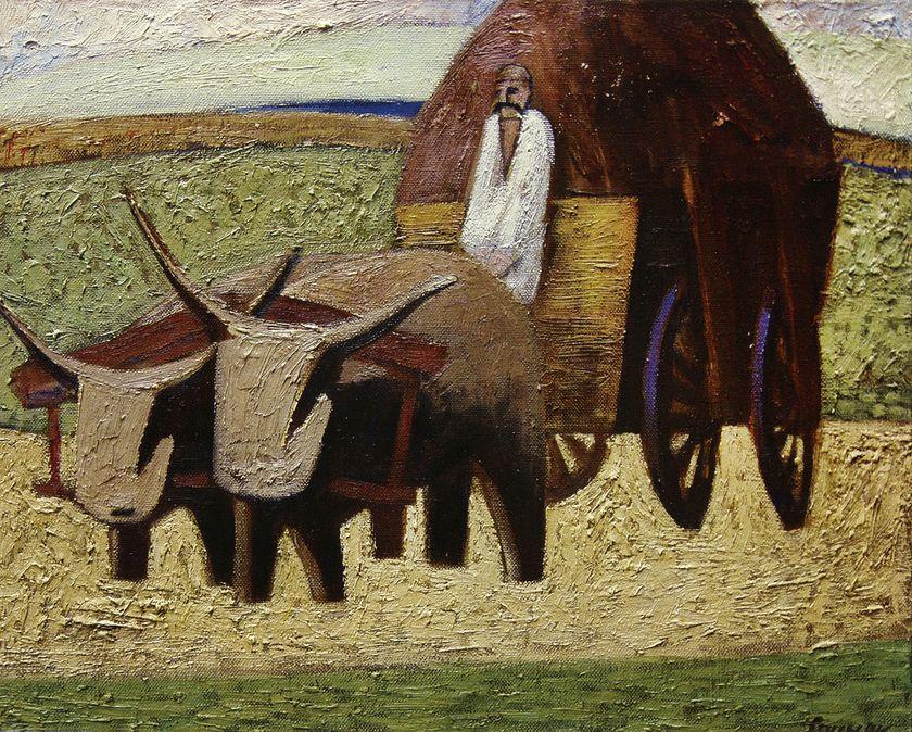 Петро Сипняк. Початок шляху, 2001