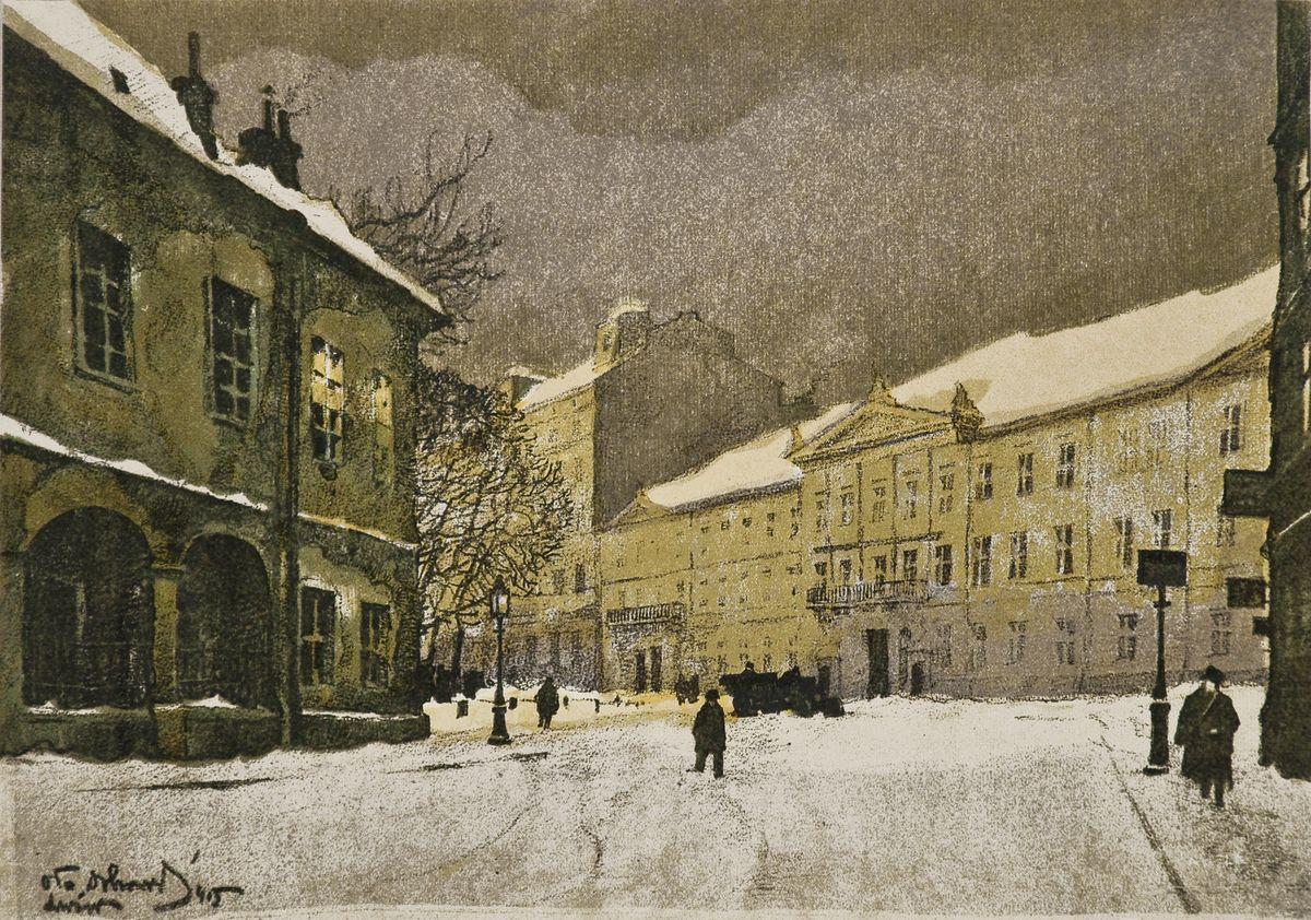 Одо Добровольський. Намісництво, 1915