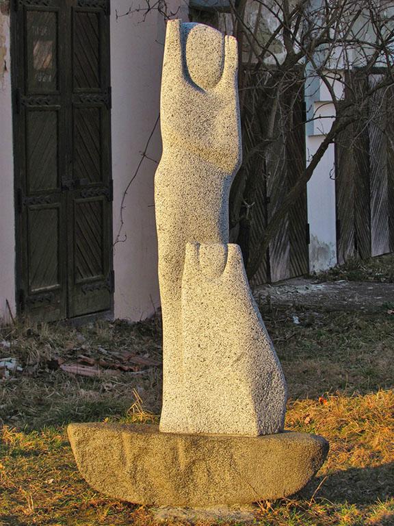 Олексій Коношенко. Пам'ятник літнім людям, 2006