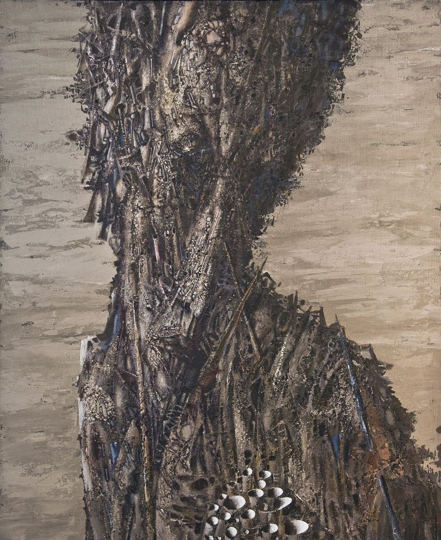 Іван Марчук. Звуки органа, 1996