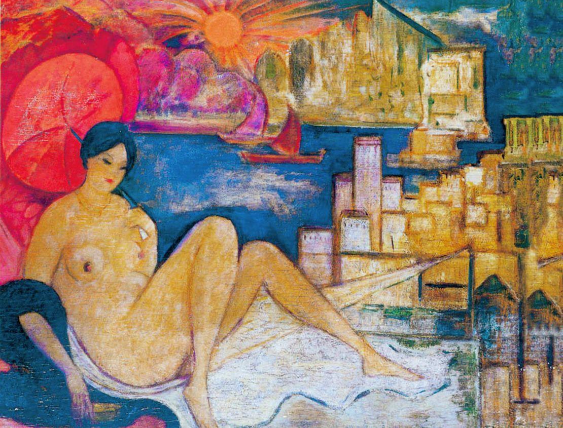 Леон Хвістек. Ольга Хвістек, 1939