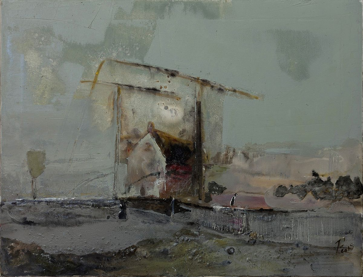 Петро Сметана. Пейзаж, 2015