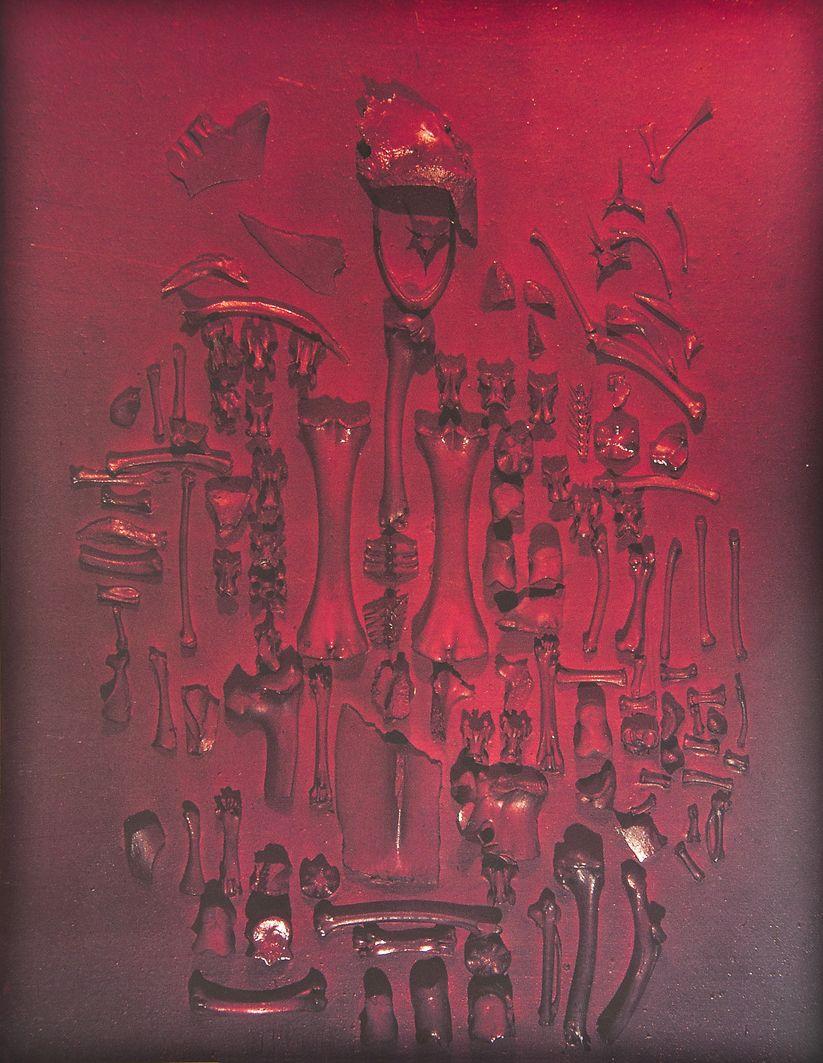 Йонаш Штерн. Червона таблиця, 1978