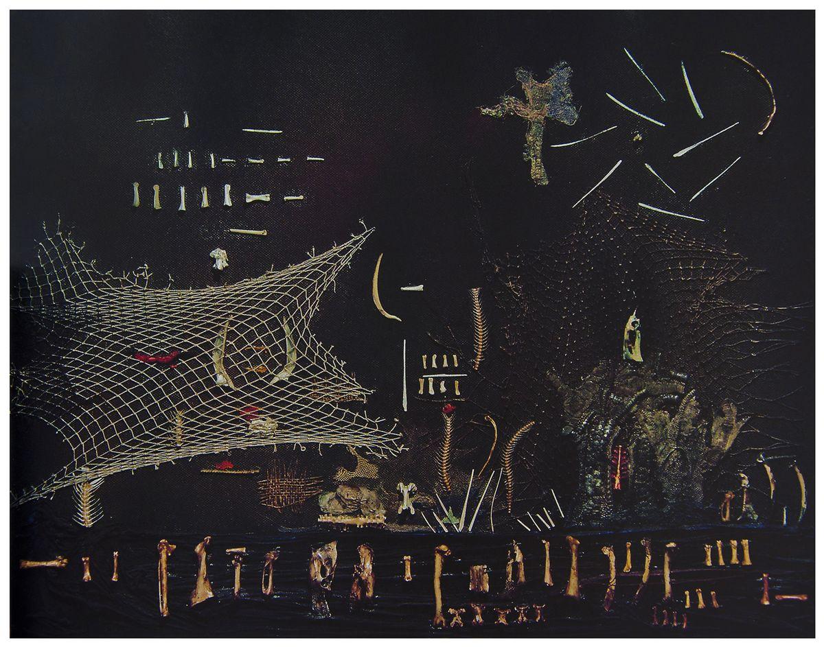 Йонаш Штерн. Пейзаж, 1968