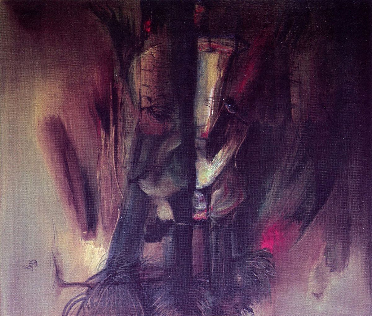 Євген Манишин. Передчуття, 1997