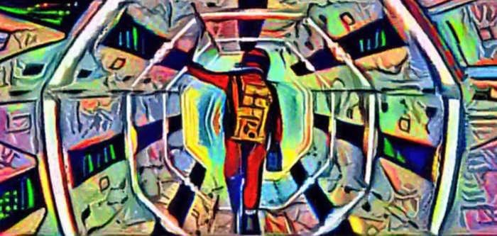 Психаделічненько. «2001: Одіссея Пікассо»