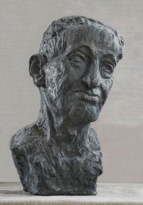 Ярослав Мотика. Гончар Володимир Бакусевич 1980 випал глина 34-27-28 ЛНГМ