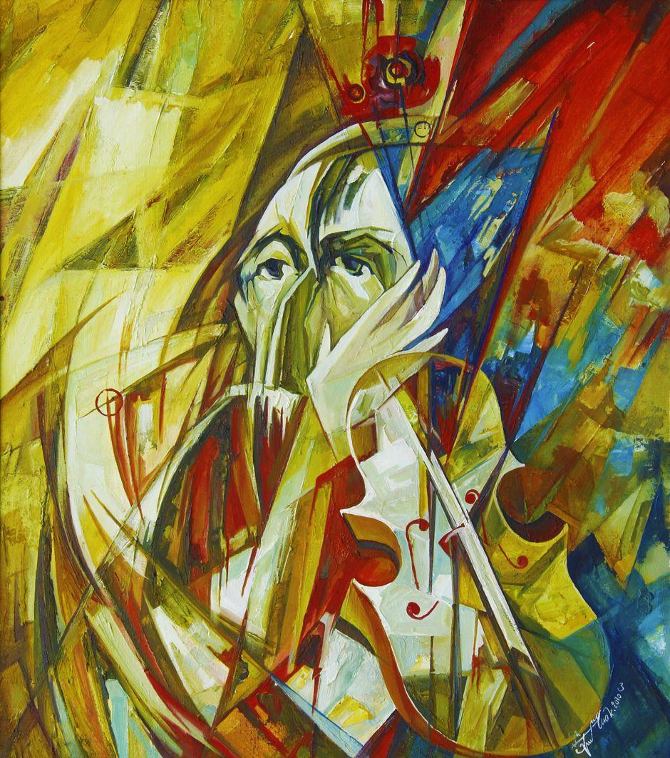 Микола Грималюк. Скрипаль В.Савка, 1999