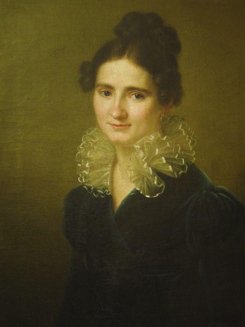 Карл Готлиб Швайкарт. Антоніна Яскевич, 1818. NMW