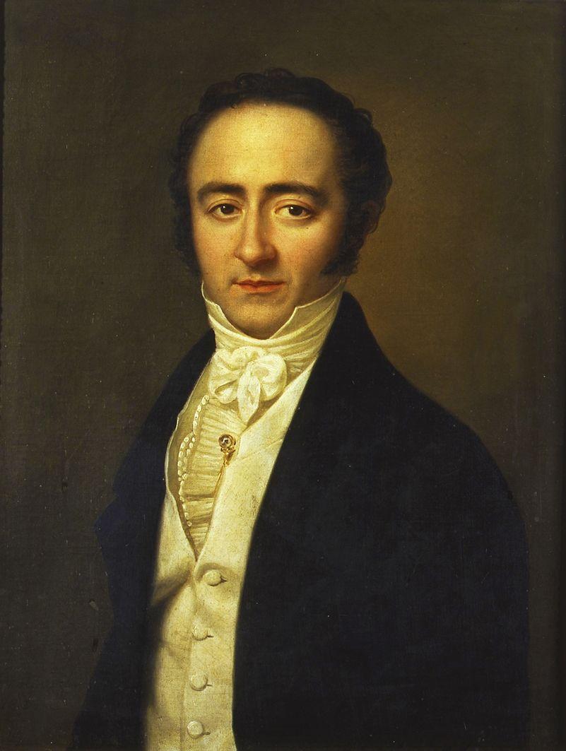 Карл Готлиб Швайкарт. Франц Ксавер Моцарт, 1823