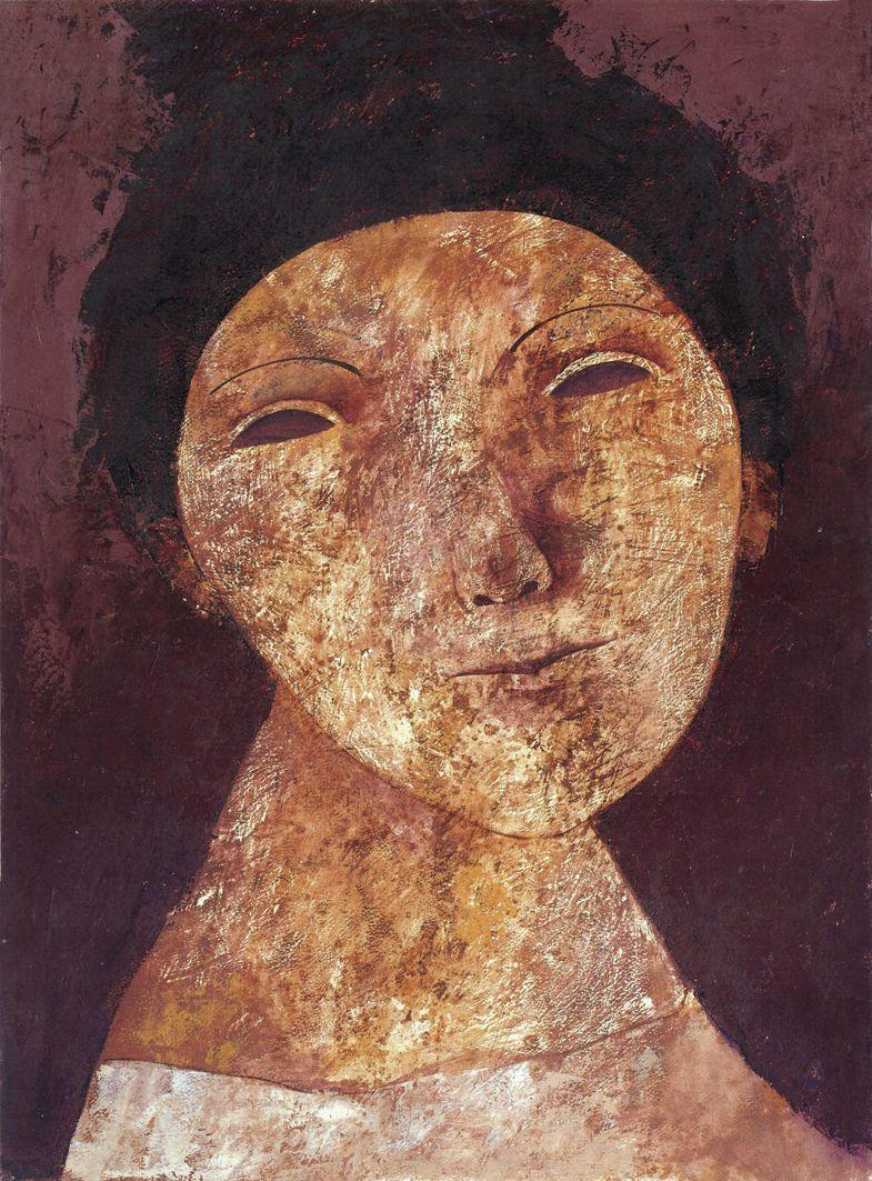 Любомир Якимчук. Обличчя #12, 2010