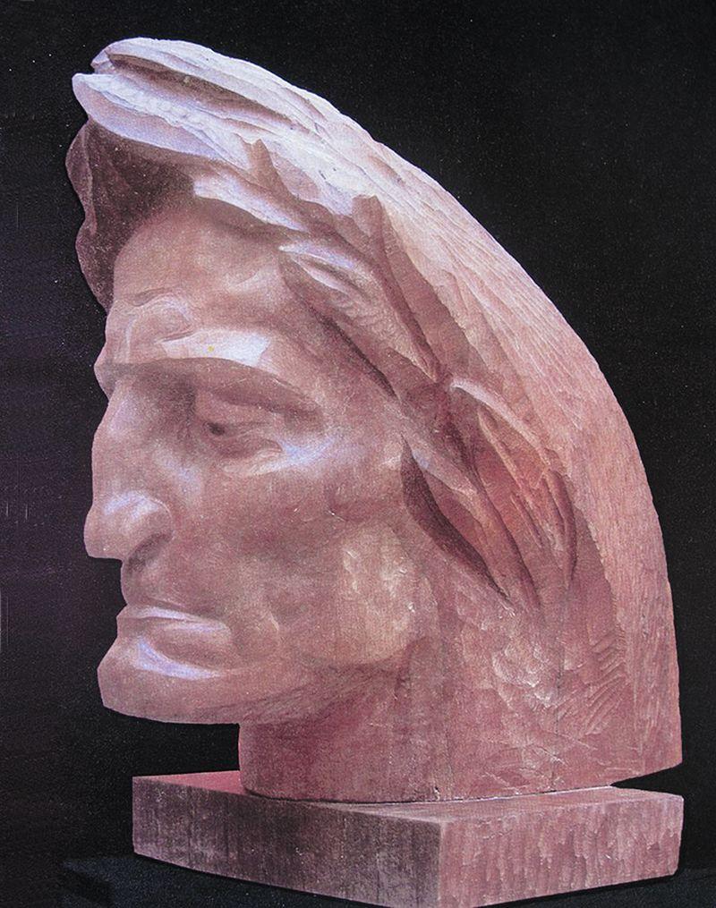 Валентин Борисенко. Аліг'єрі Данте, 1980