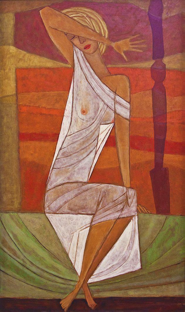 Мирон Левицький. Пробудження, 1961