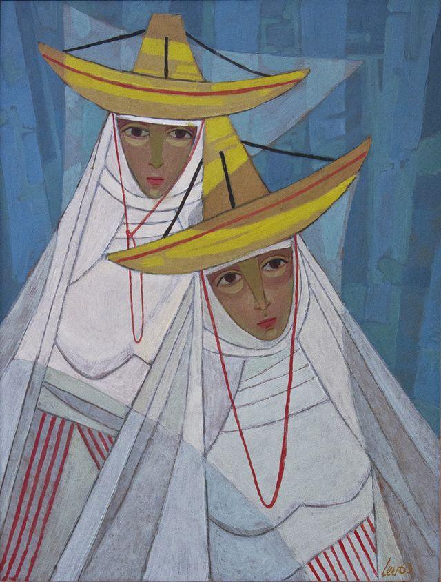 Мирон Левицький. Ріфенки, 1963