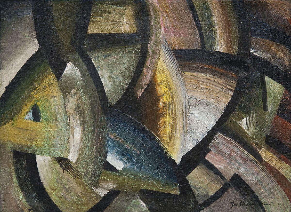 Ігор Шумський. Композиція, 1986