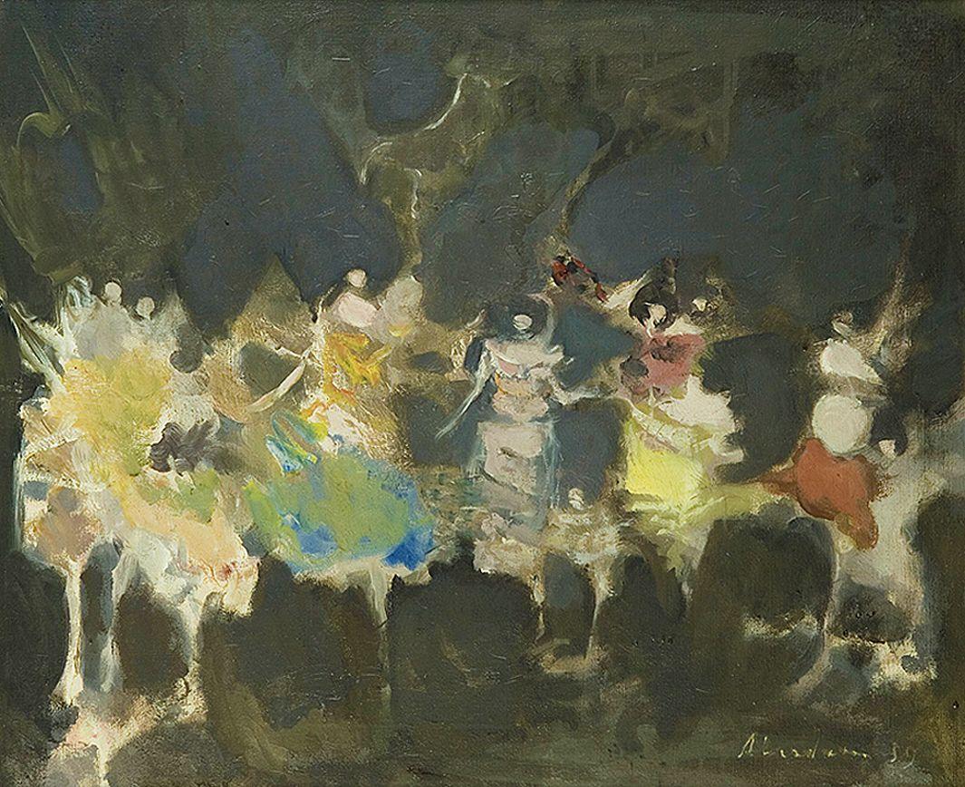 Альфред Абердам. Балет, 1959; п, о